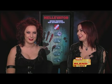 New horror-themed game show 'Hellevator'