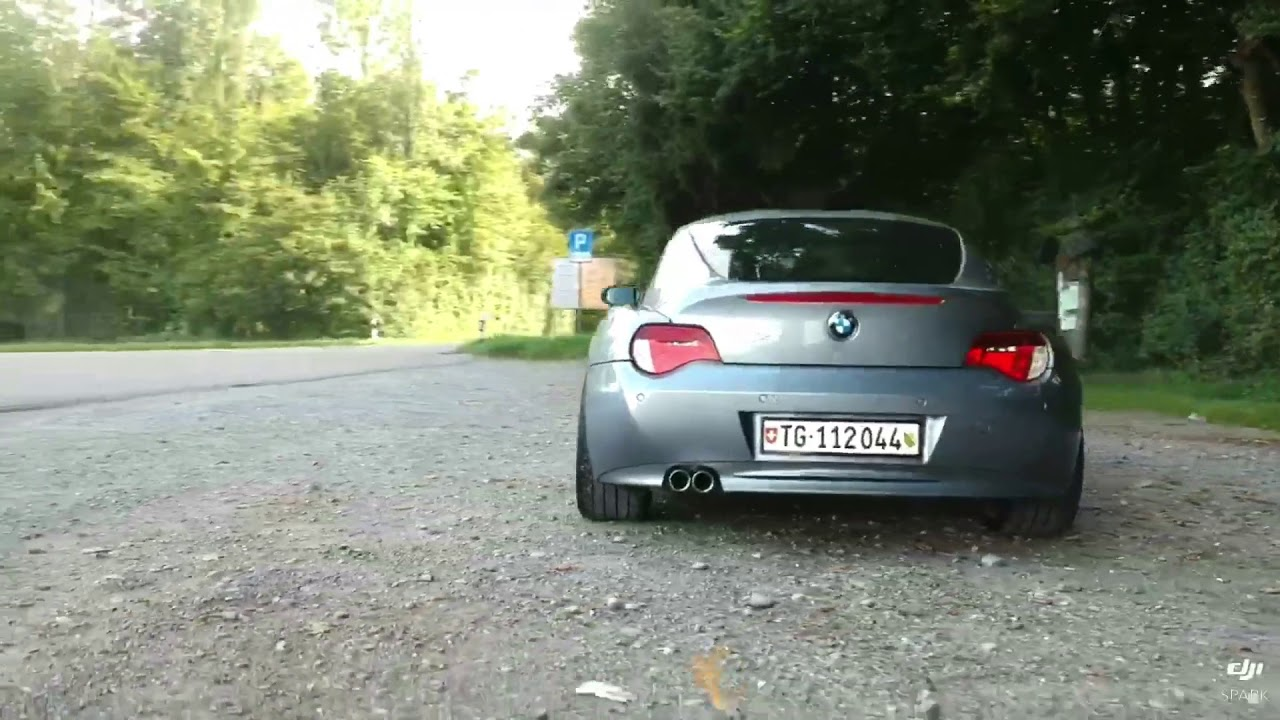 Bmw Z4 Coupé Drone Clip 1 Savethemanuals Thewikihow