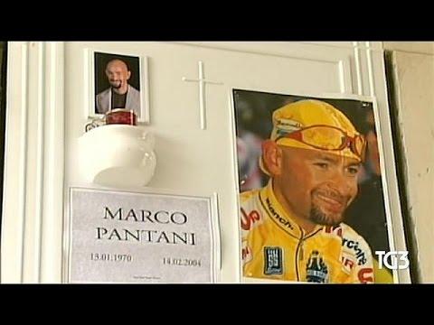 خانوادۀ بزرگترین رکابزن ایتالیایی: مرگ مارکو پانتانی صحنه سازی بوده است