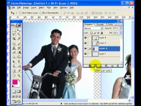 7iun Huong Dan Photoshop CS3 - Cach Tao Album Doi 28/39