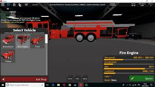 [FR] 17 NOUVELLES VOITURES (Ultimate Driving : Westover Island - ROBLOX)