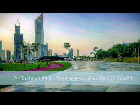 Al Shaheed park -Kuwait