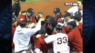 David Ortiz Walk-Off Home Run 2004 ALCS Game 4