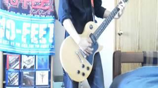 名曲中の名曲! ライブでTAKUMAさんが弾いてる風に弾きました.