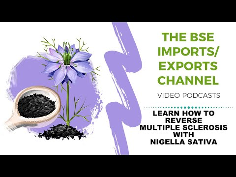 Learn How To Reverse Multiple Sclerosis With Nigella Sativa Youtube