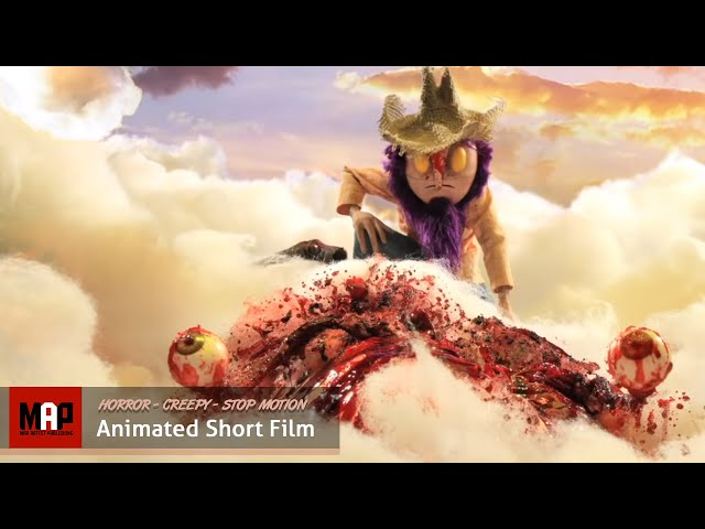 I Live in the Woods | God, Gore and Horror (Stop Motion Film by CalArts)