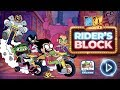 Teen Titans Go! To The Movies: Rider's Block - Overcome Balloon Man and Slade (DC Kids Games)