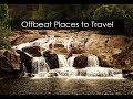 Offbeat places to travel in Tamil Nadu- a Travel Vlog