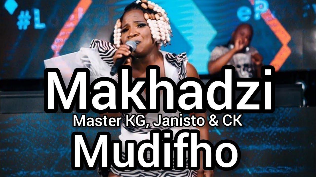 Makhadzi - Mudifho (Official Demo Audio) ft Master KG, Janisto & CK