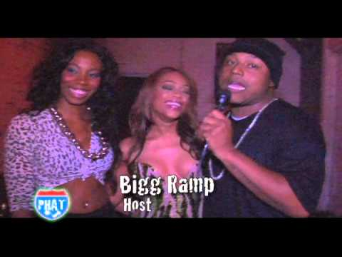 Trina &Ms. LaStarya interview after her performance