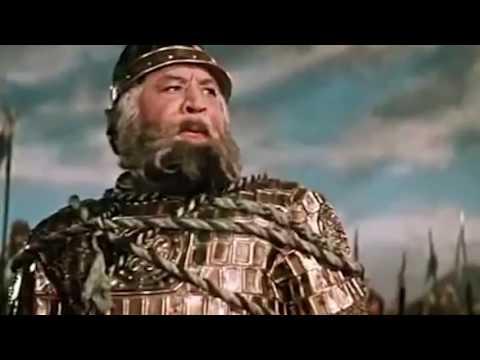 """Русский богатырь: былина """"Три поездки Ильи Муромца"""""""