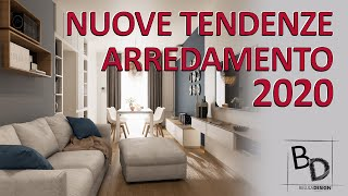 Nuove TENDENZE ARREDAMENTO 2020 | Belula Design