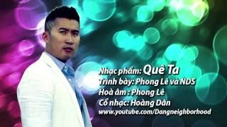 hot hot hot official mp3 que ta - phong le ft nds