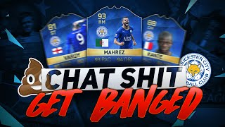 DAS MAGISCHE TRIO! w/ TEAM OF THE SEASON VARDY, MAHREZ & KANTÉ | FIFA 16 ULTIMATE TEAM DEUTSCH