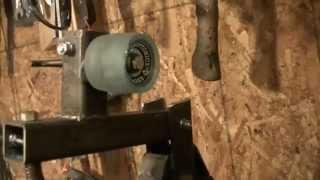 Homemade Belt Grinder P 3