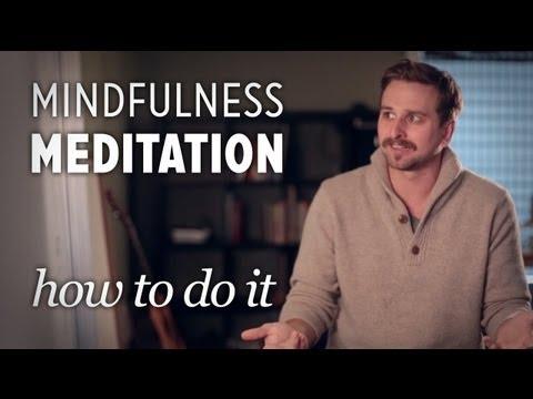 Mindfulness Meditation for Skeptics!