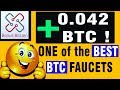 ONE of the BEST BTC FAUCETS BONUS BITCOIN free SATOSHI