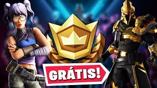 BATTLE PASS SEASON X FOR FREE-Fortnite Battle Royale