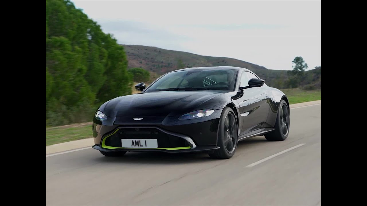 Essai Aston Martin Vantage 2018 Youtube