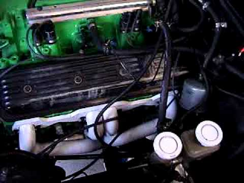 LT1 wiring harness - YouTube