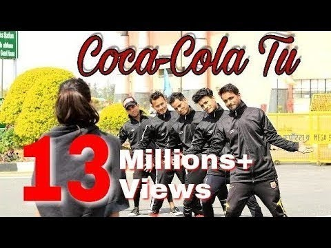 Coca Cola TuTony Kakkar ftYoung DesiDance Cover by ORama Dance Crew Song