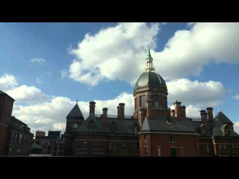 The Johns Hopkins Hospital Time Lapse
