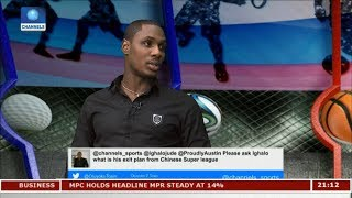 English Premier League Best League In The World -  Ighalo Pt 1 | Sports Tonight |