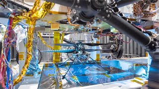 Testing the Mars Helicopter Delivery System on NASA's Perseverance Rover