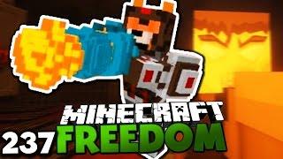 NEUE POWER RÜSTUNG + WAFFEN! & ANGRIFF AUF AREA 51! ✪ Minecraft FREEDOM #237 | Paluten