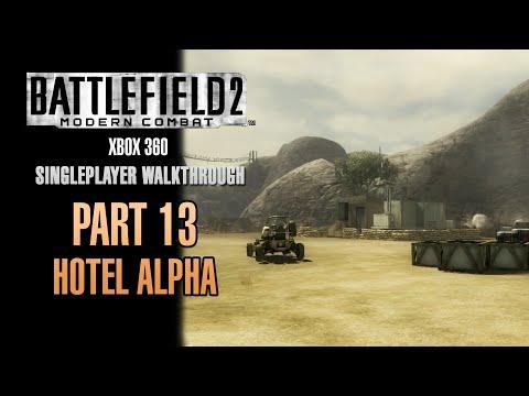 Battlefield 2: Modern Combat Walkthrough (Xbox 360) - Part 13 - Hotel Alpha
