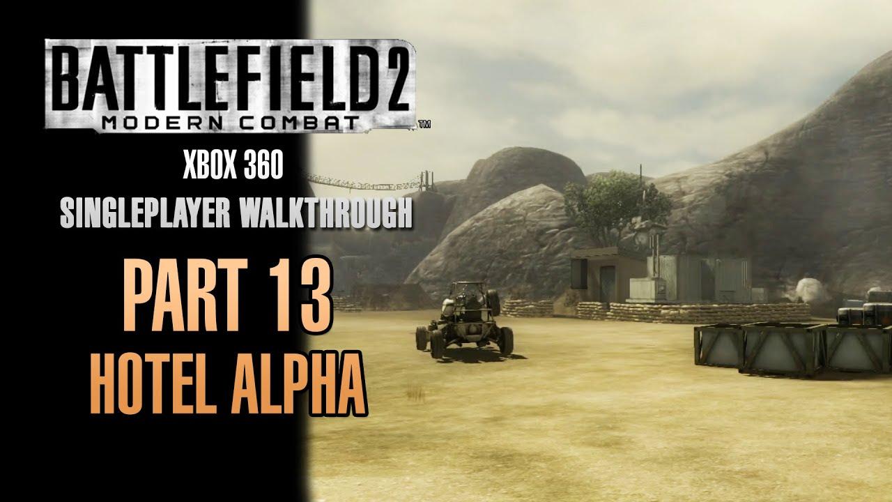 Battlefield 2 Modern Combat Walkthrough Xbox 360 Part 13