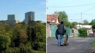 Doğu Avrupa ve Batı ülkeleri arasındaki sosyal uçurum Resimi