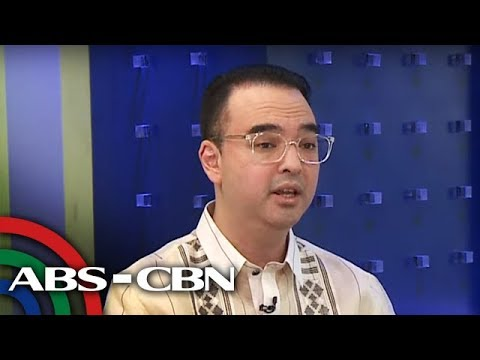 Cayetano says rift with Sara Duterte 'sorted out' | ANC