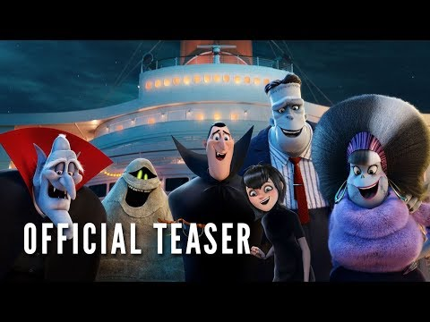 HOTEL TRANSYLVANIA 3: SUMMER VACATION - Official Full online (HD)