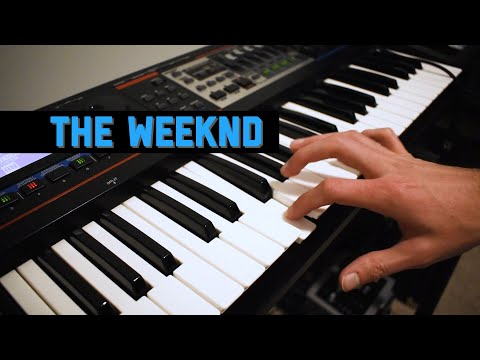 The Weeknd - Blinding Lights (Synth Cover)