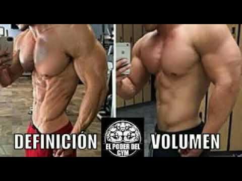 Primero que o hago definicion volumen