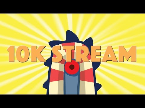 10K Live Stream - King of Thieves