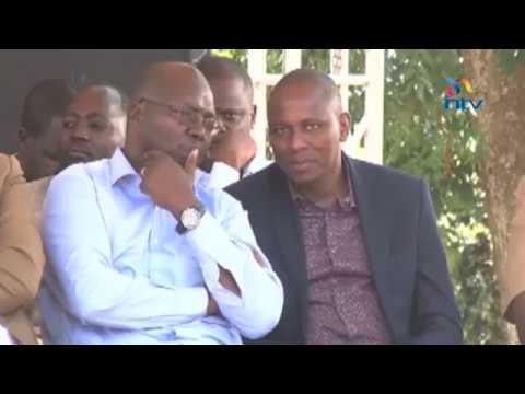 Ruto says Kenyatta-Odinga truce ends political debate on 2017 poll