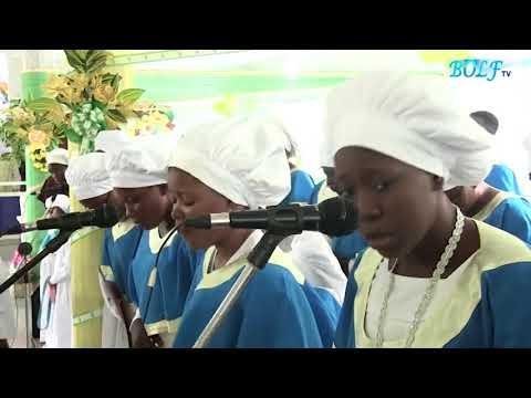 HARVEST @ CCC PAROISSE CITE PAIX DU CHRIST REPUBLIC OF BENIN BY BOLF TV