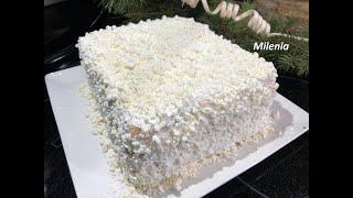 Торт  без Выпечки, конкурент РАФАЭЛЛО  за 20 мин.  Никто не догадался из чего эта ВКУСНОТА.