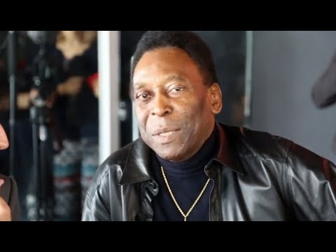 Pele Interview: The Heart of Brazil
