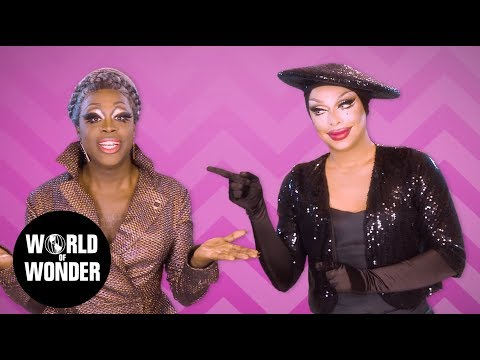 FASHION PHOTO RUVIEW: Gown Queens with Raven and Bob The Drag Queen