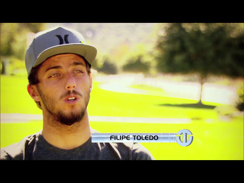 Filipe Toledo | Surfing Star on Trans World Sport