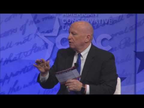 CPAC 2017 - Rep. Kevin Brady
