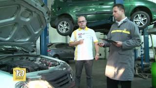 Техническое обслуживание автомобилей Renault Часть 4