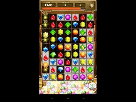 Egypt Jewels Deluxe - Match 3 Jewels Game