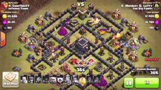 Clash of Clans - Clan War Most Heroic Defense