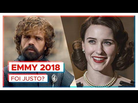 EMMY 2018  Foi justo? feat Mikannn e Série Maníacos