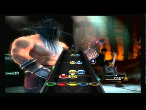 Guitar Hero: Warriors of Rock - Bodies - Expert Guitar 100% FC
