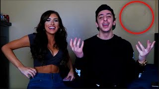 TOP 5 GHOSTS Caught in YOUTUBER VIDEOS! (Faze Rug, Guava Juice, BFvsGF, Marissa Rachel)